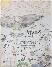 Narrative Writing by the WMS Students in B103 cover image