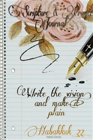 """Write the vision and make it plain"" cover image"