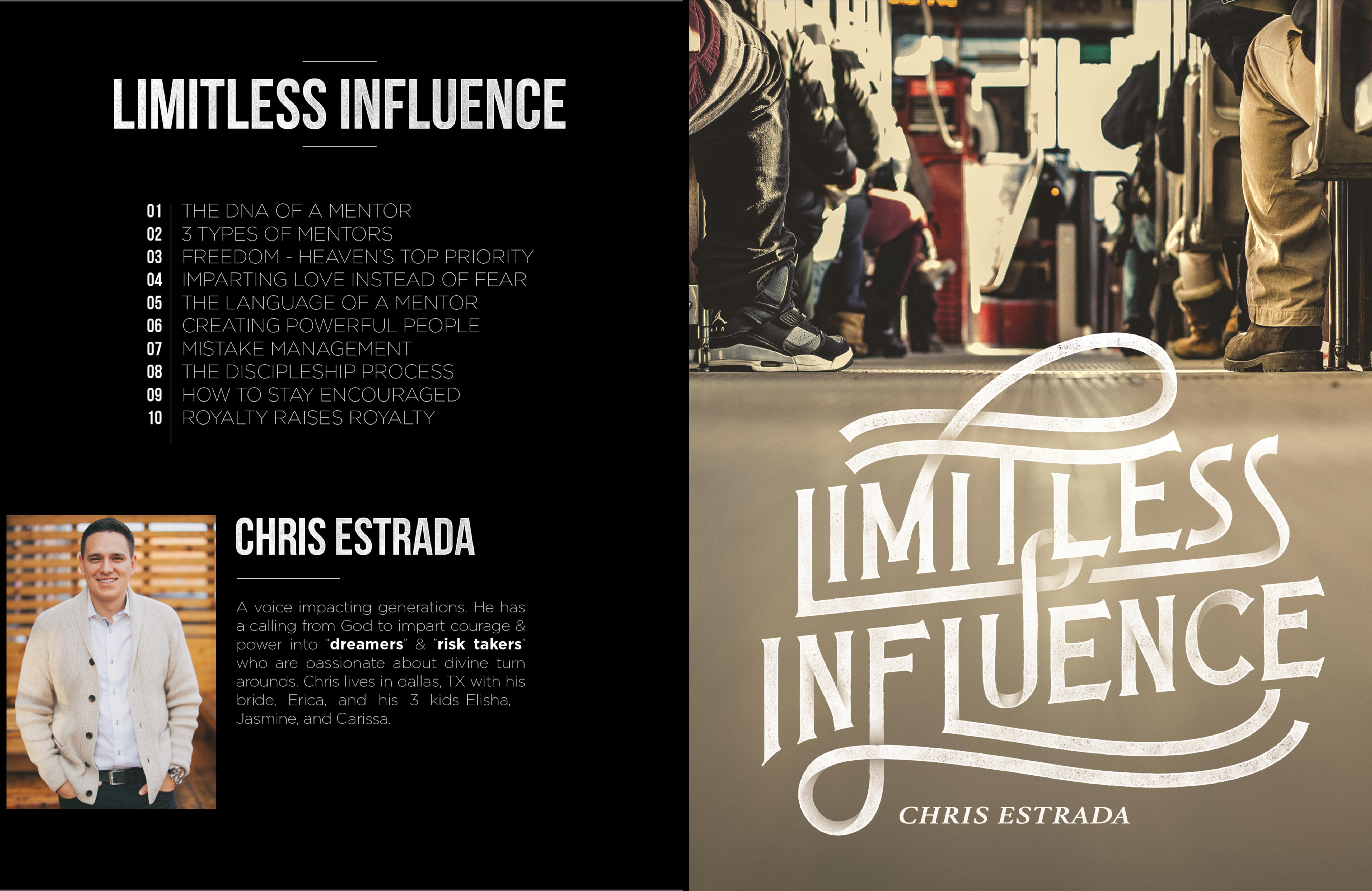 Limitless Influence cover image