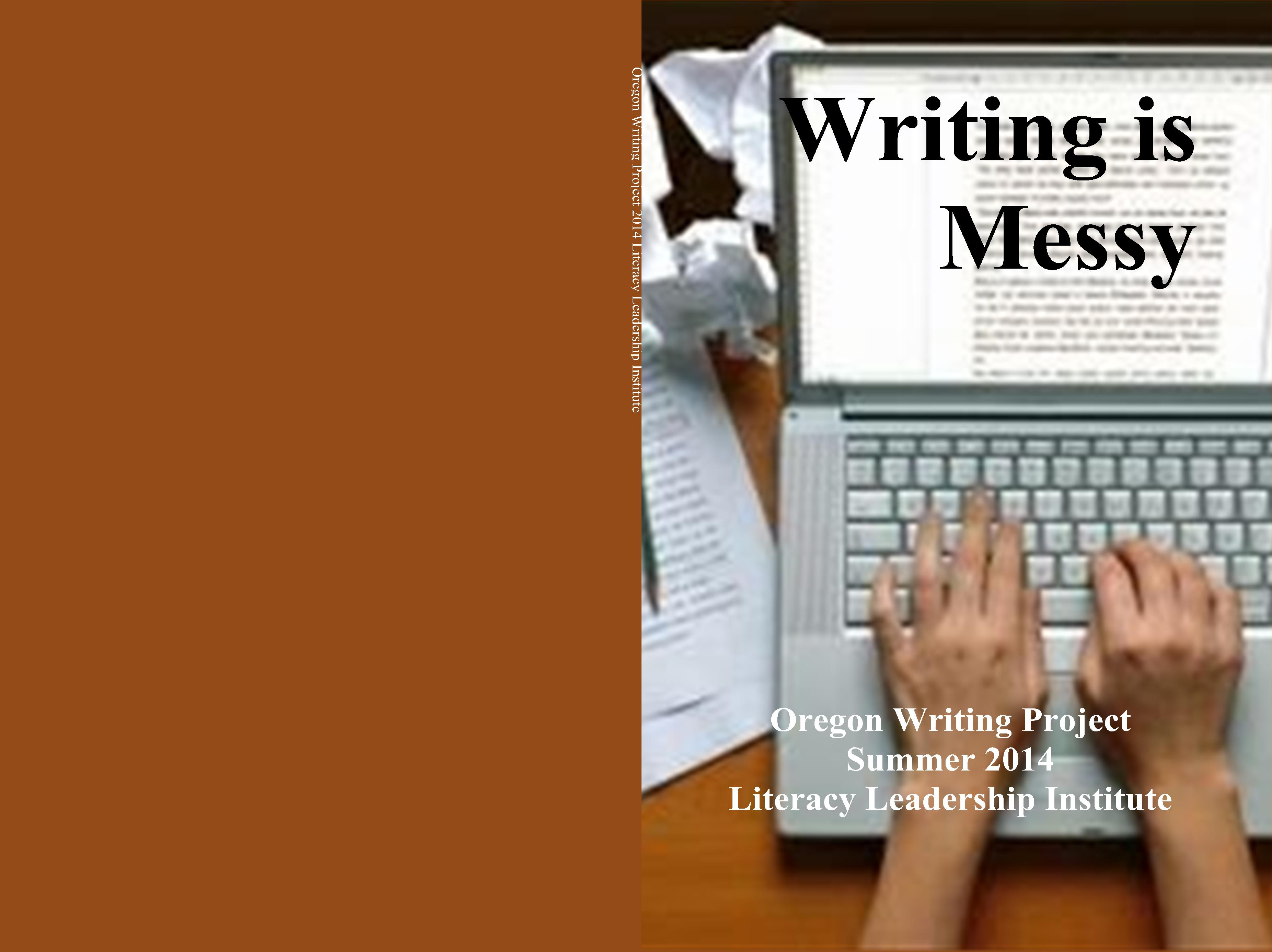 Writing is Messy cover image