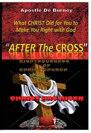 After the Cross-B&W cover image