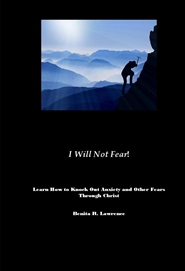 I Will Not Fear! cover image