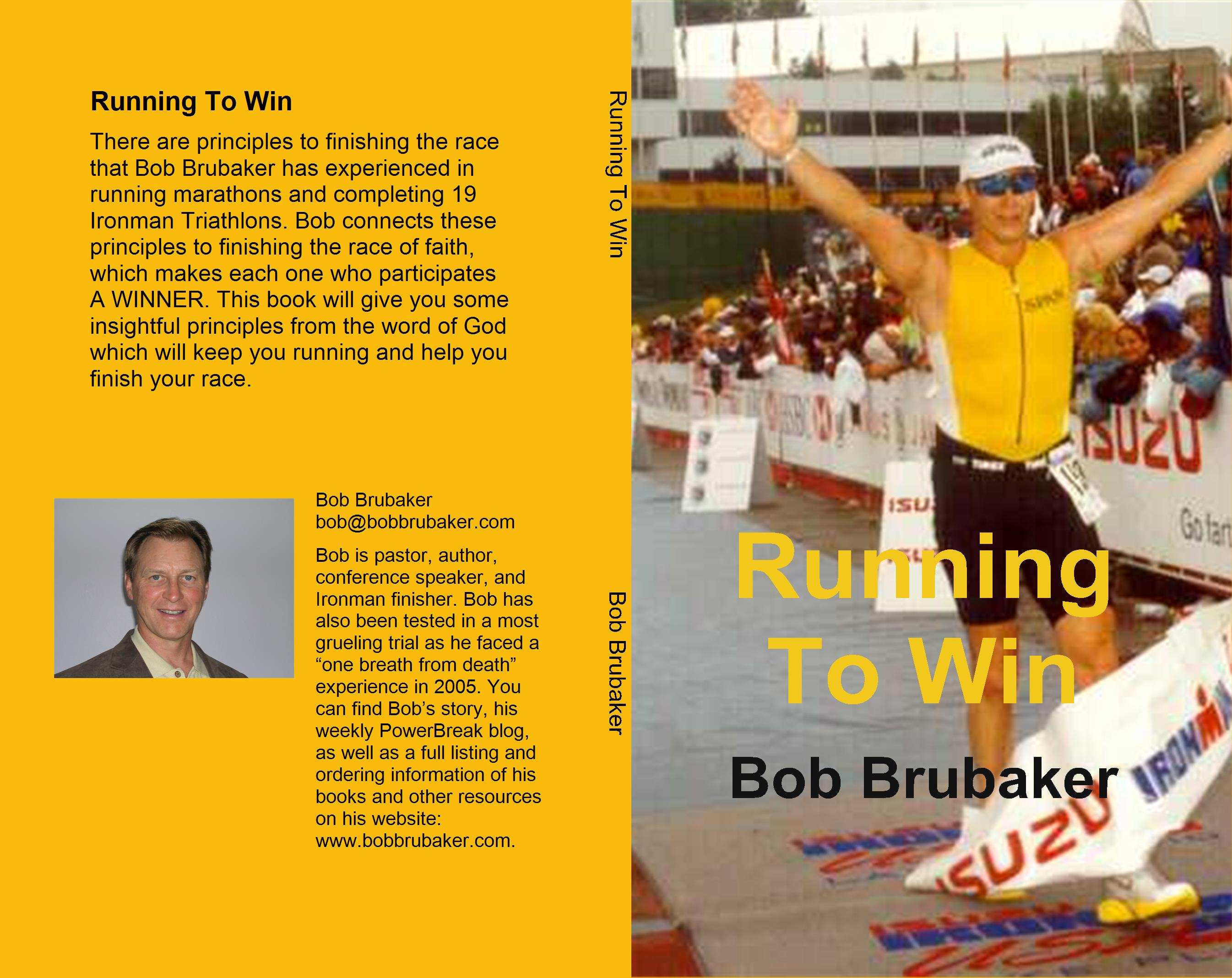 Running To Win cover image
