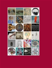 10th Annual Juried Art Education Show 2017 - Catalog cover image