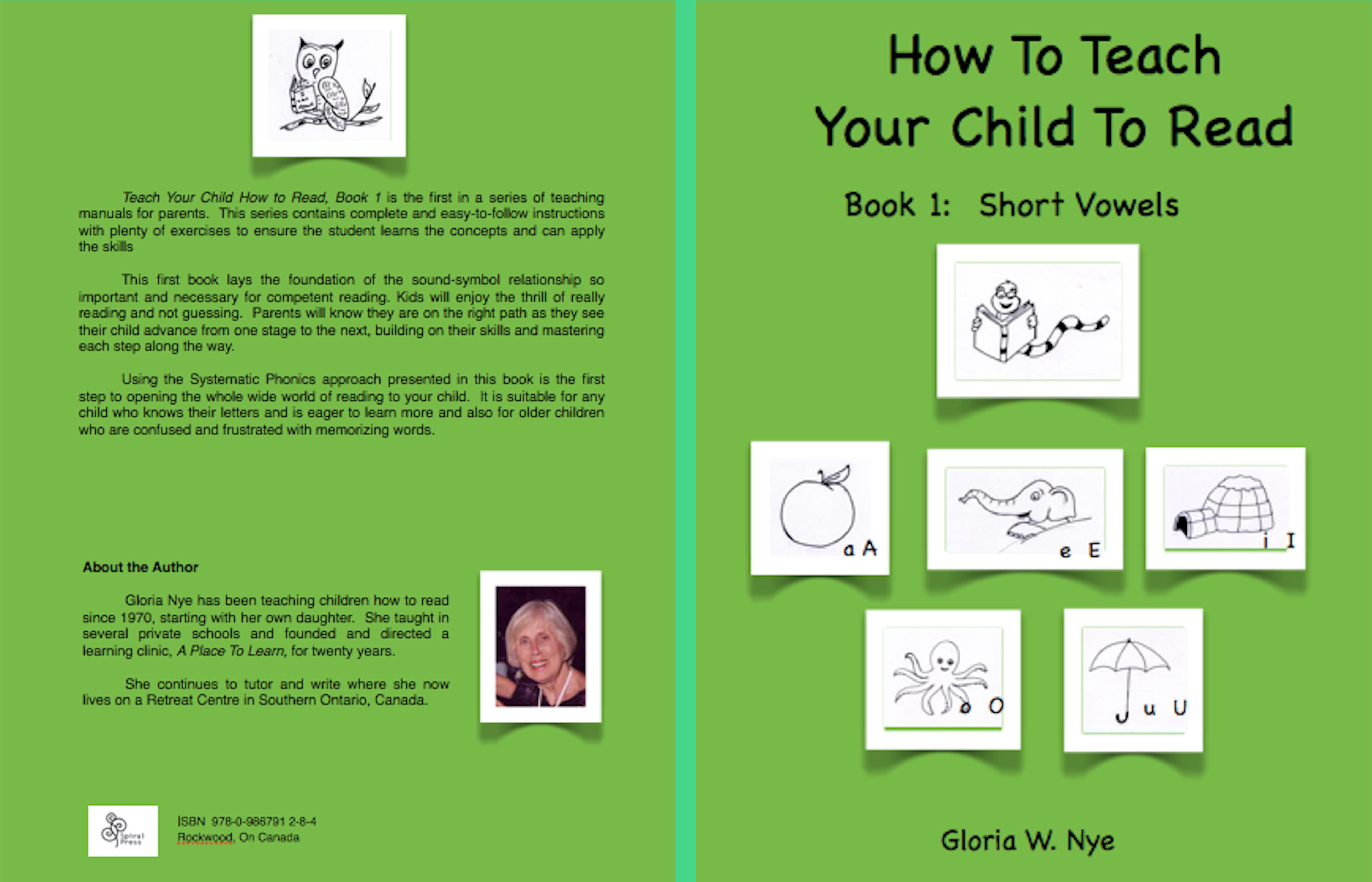 How to Teach Your Child To Read cover image