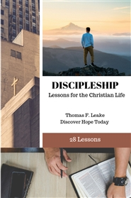 Discipleship: Lessons for the Christian Life  cover image