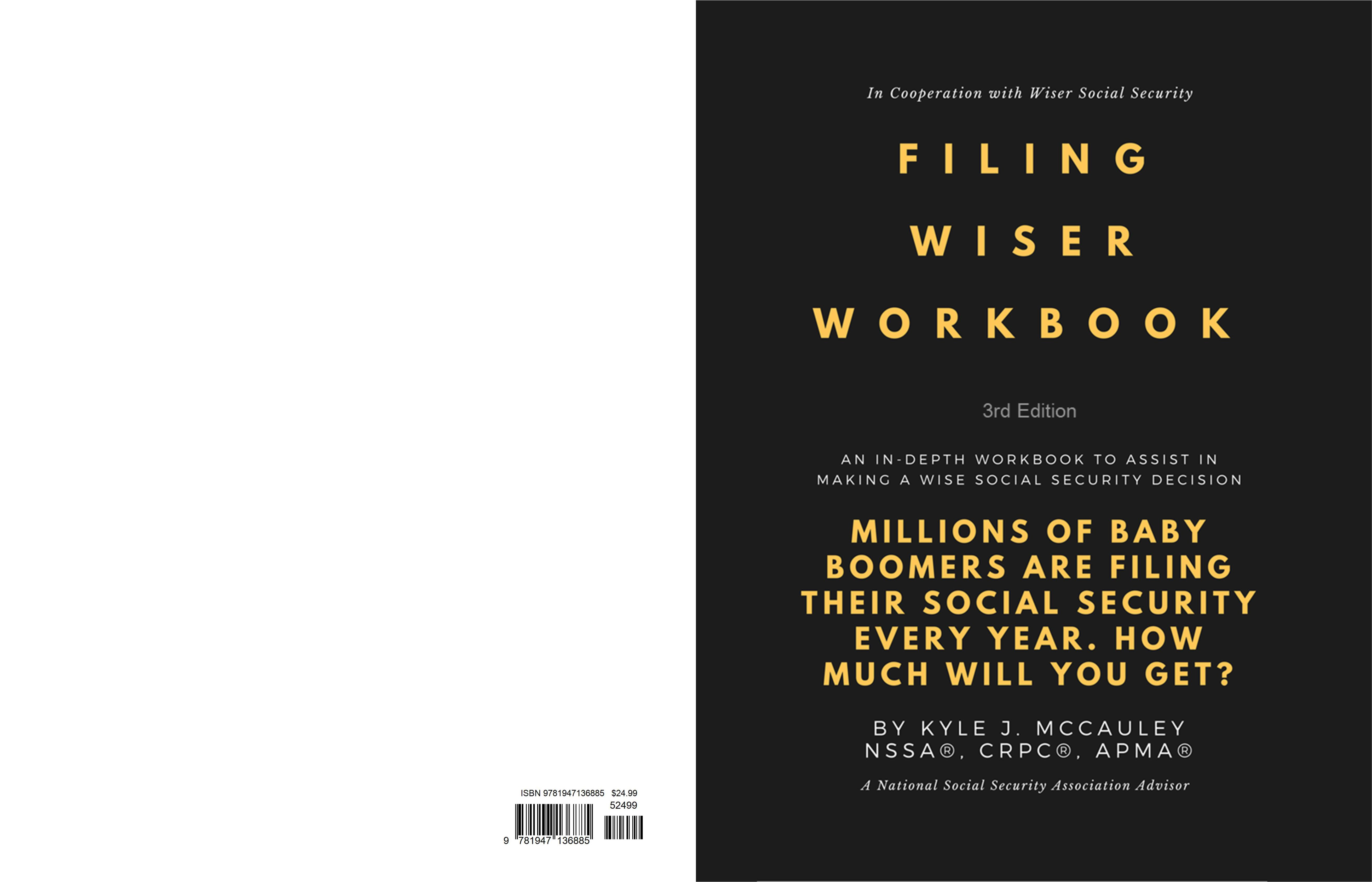Filing Wiser Workbook cover image