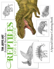 Reptiles Past & Present cover image