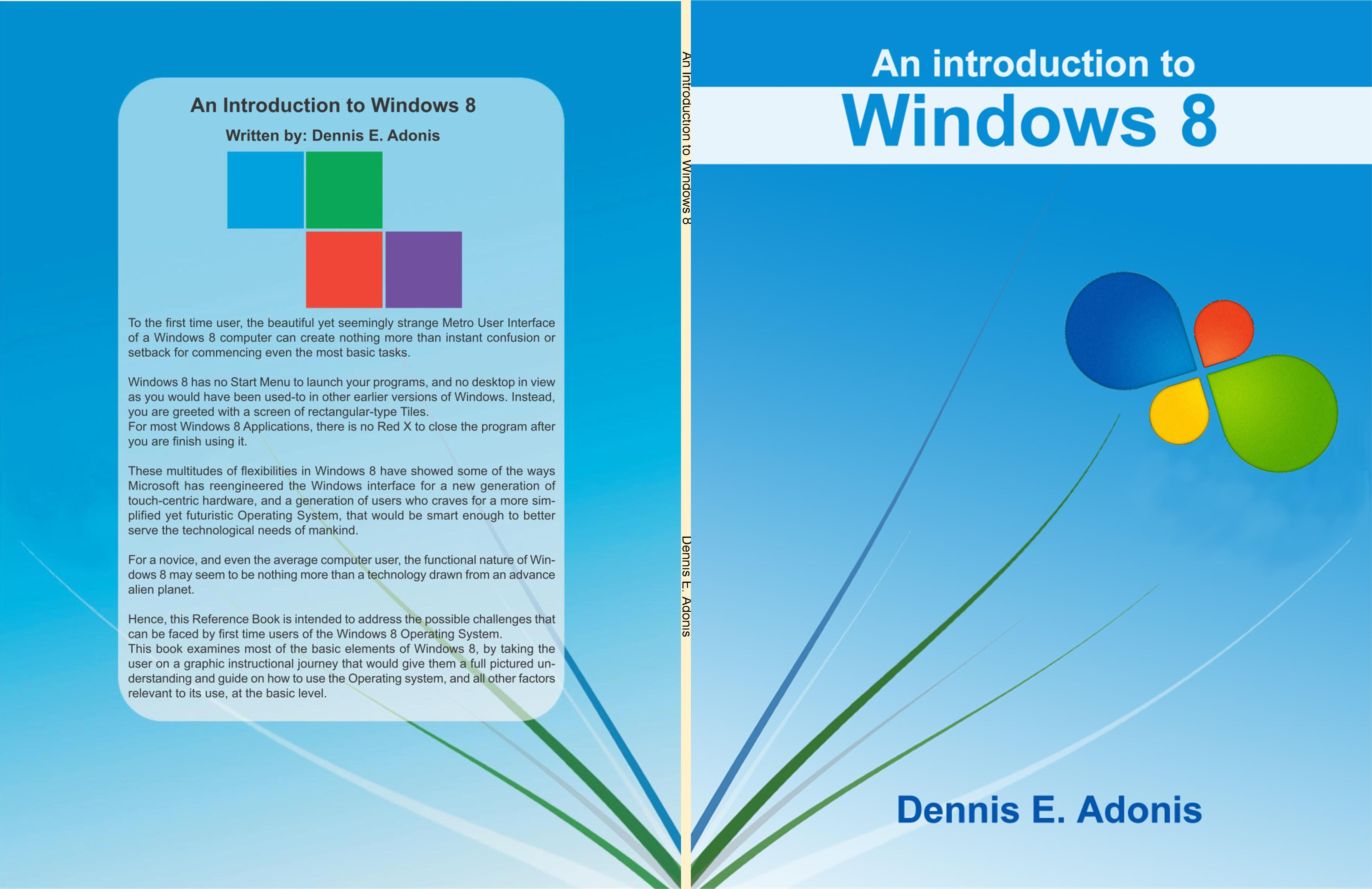An Introduction to Windows 8 cover image