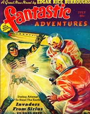 Fantastic Adventures 1939 July cover image