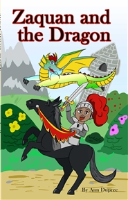 ZAQUAN AND THE DRAGON cover image