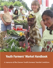 Youth Farmers Market Handbook cover image