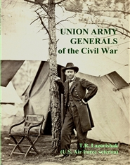 UNION ARMY GENERALS of the Civil War cover image