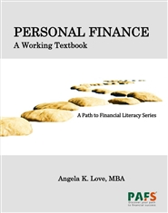 Personal Finance: A Working Textbook cover image