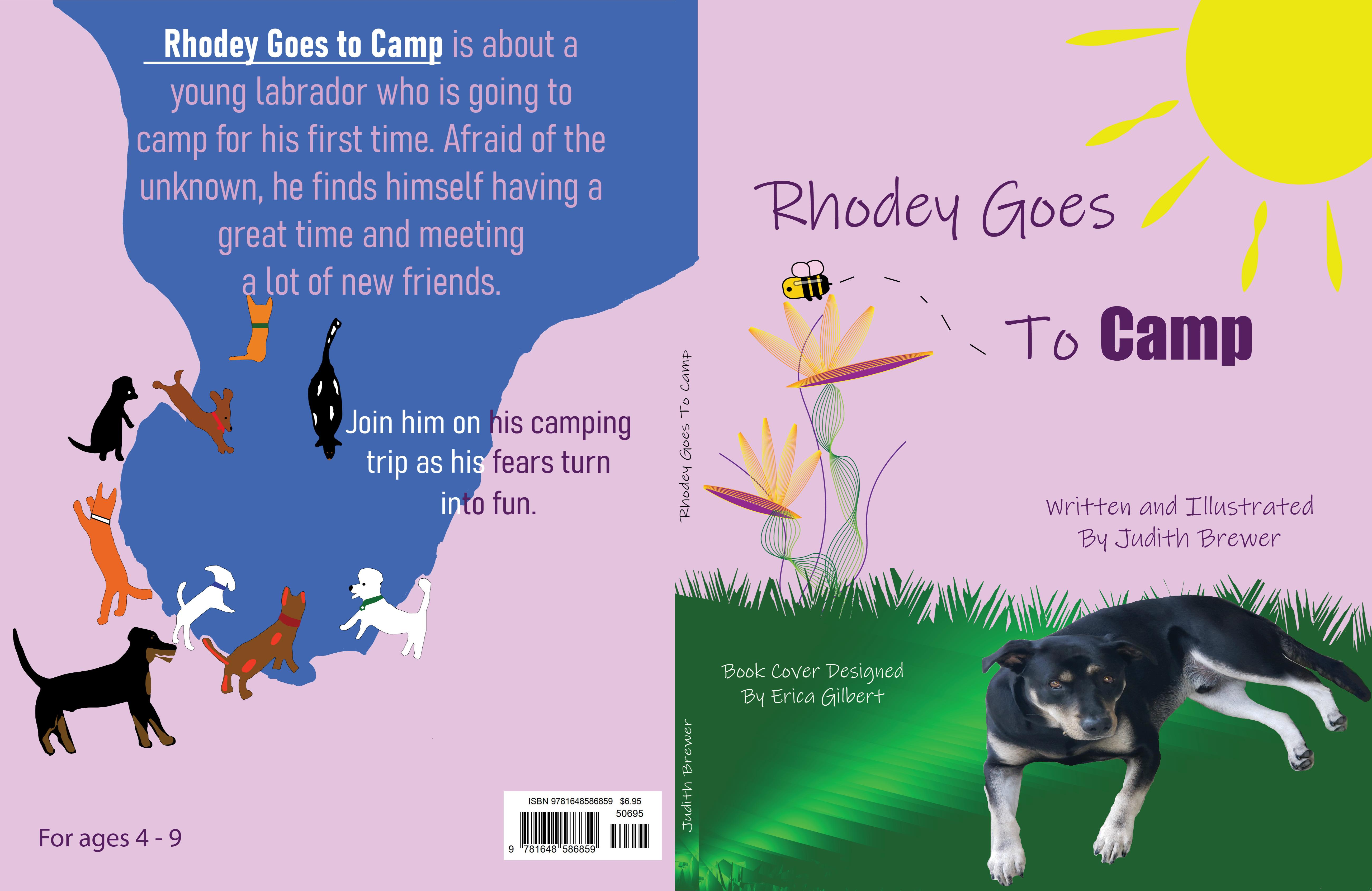 Rhodey Goes to Camp cover image