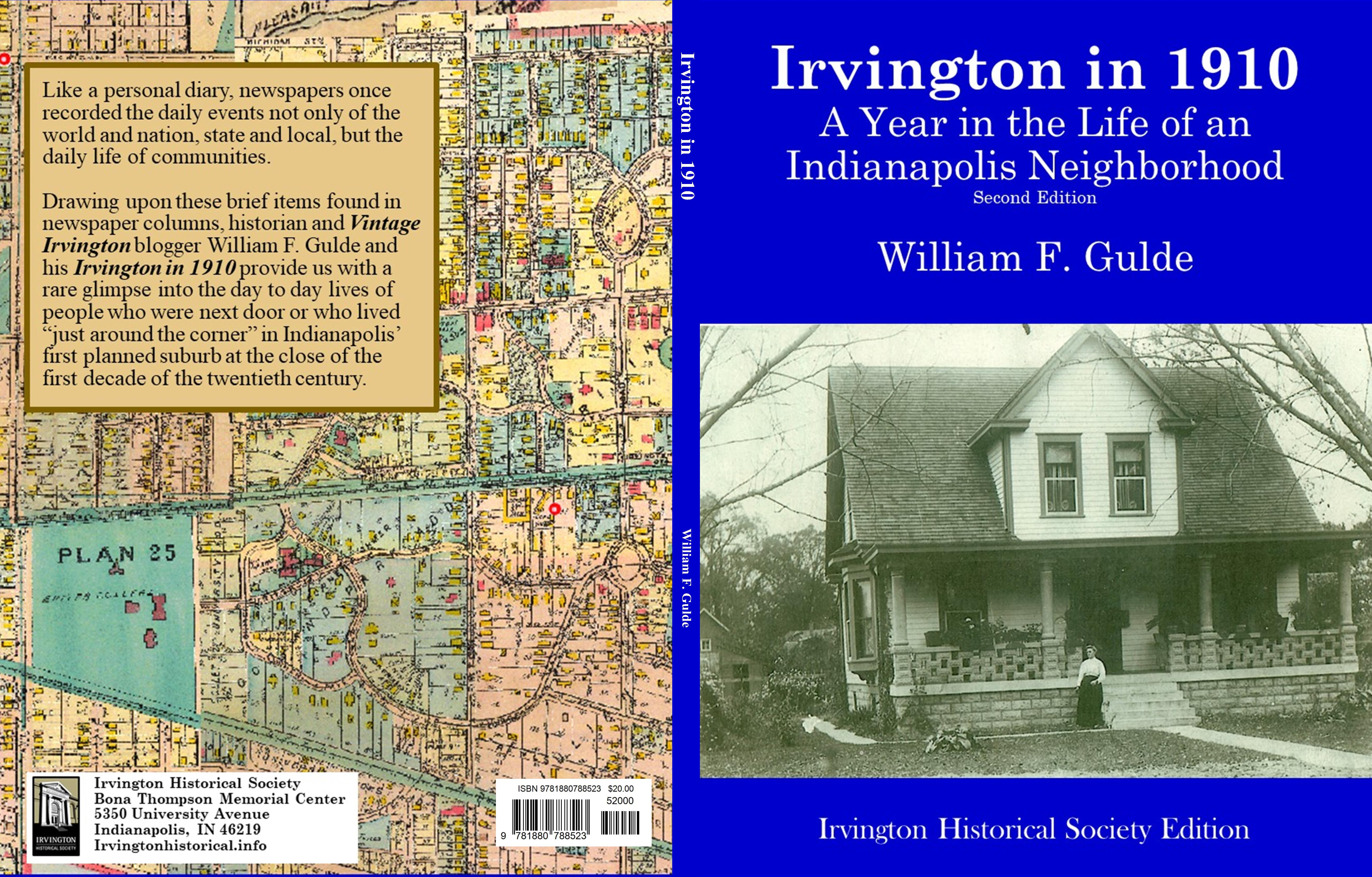 Irvington in 1910 cover image