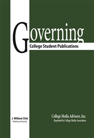 Governing College Student Publications cover image