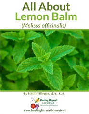 All About Lemon Balm cover image
