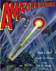 Amazing Stories 1929 September cover image