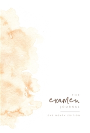 The Examen Journal: One Month Edition cover image