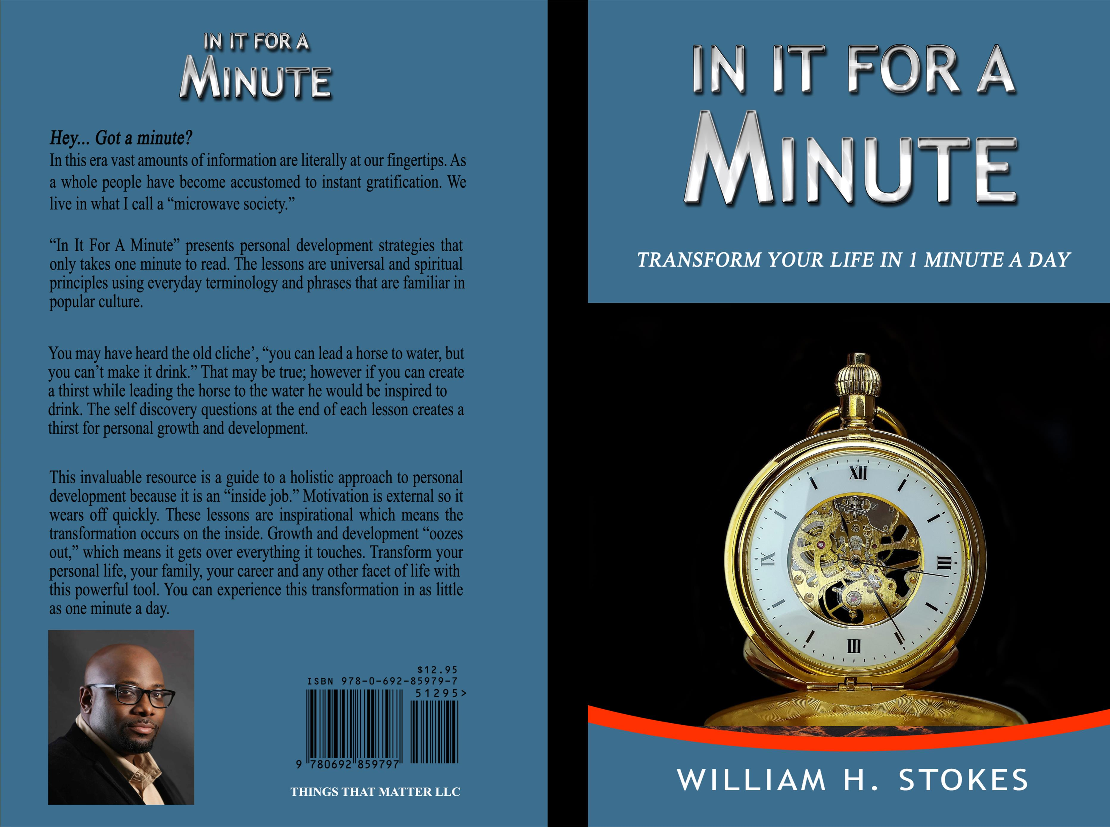 In It For A Minute cover image