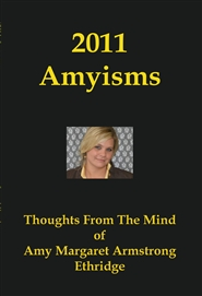 2011 Amyisms cover image