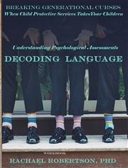 Understanding Psychological Assessments and Decoding Language: Workbook cover image
