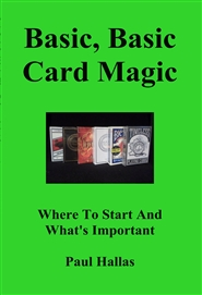 Basic, Basic Card Magic cover image