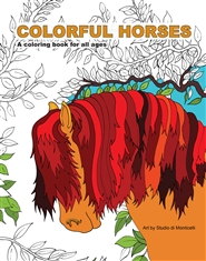 Colorful Horses cover image