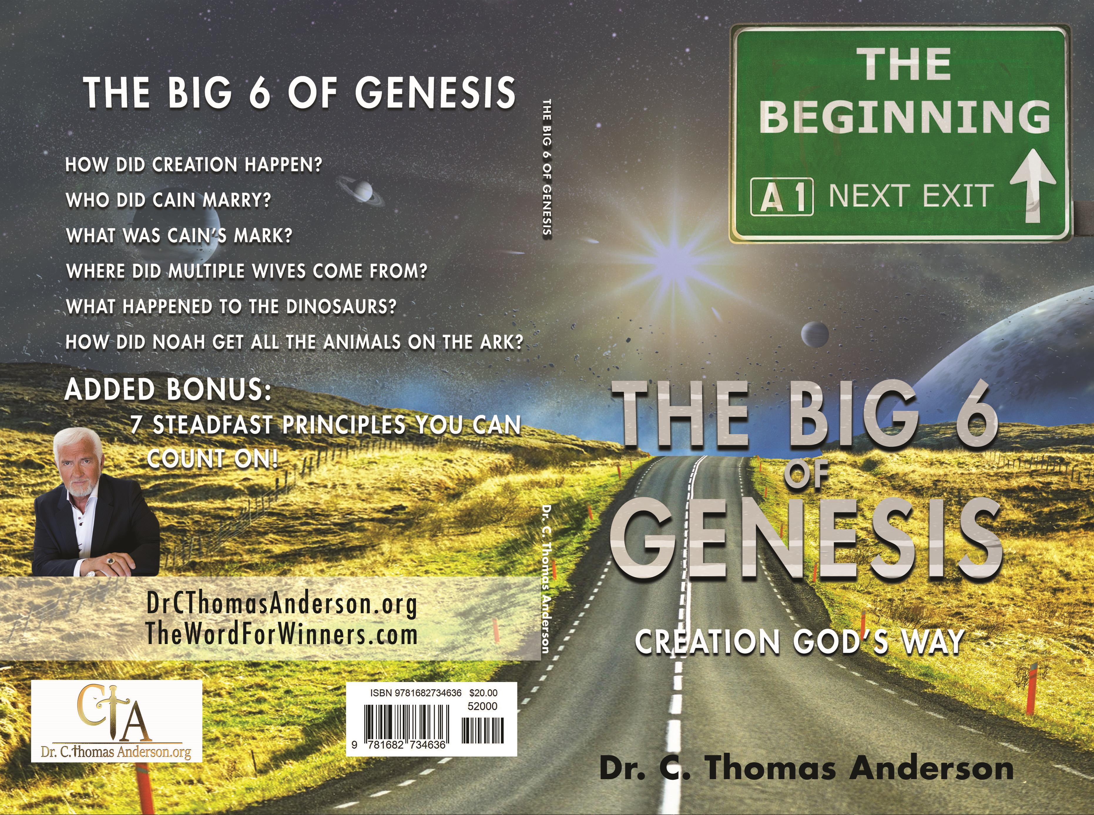 The Big 6 of Genesis cover image