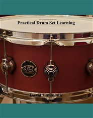 Practical Drum Set Learning cover image