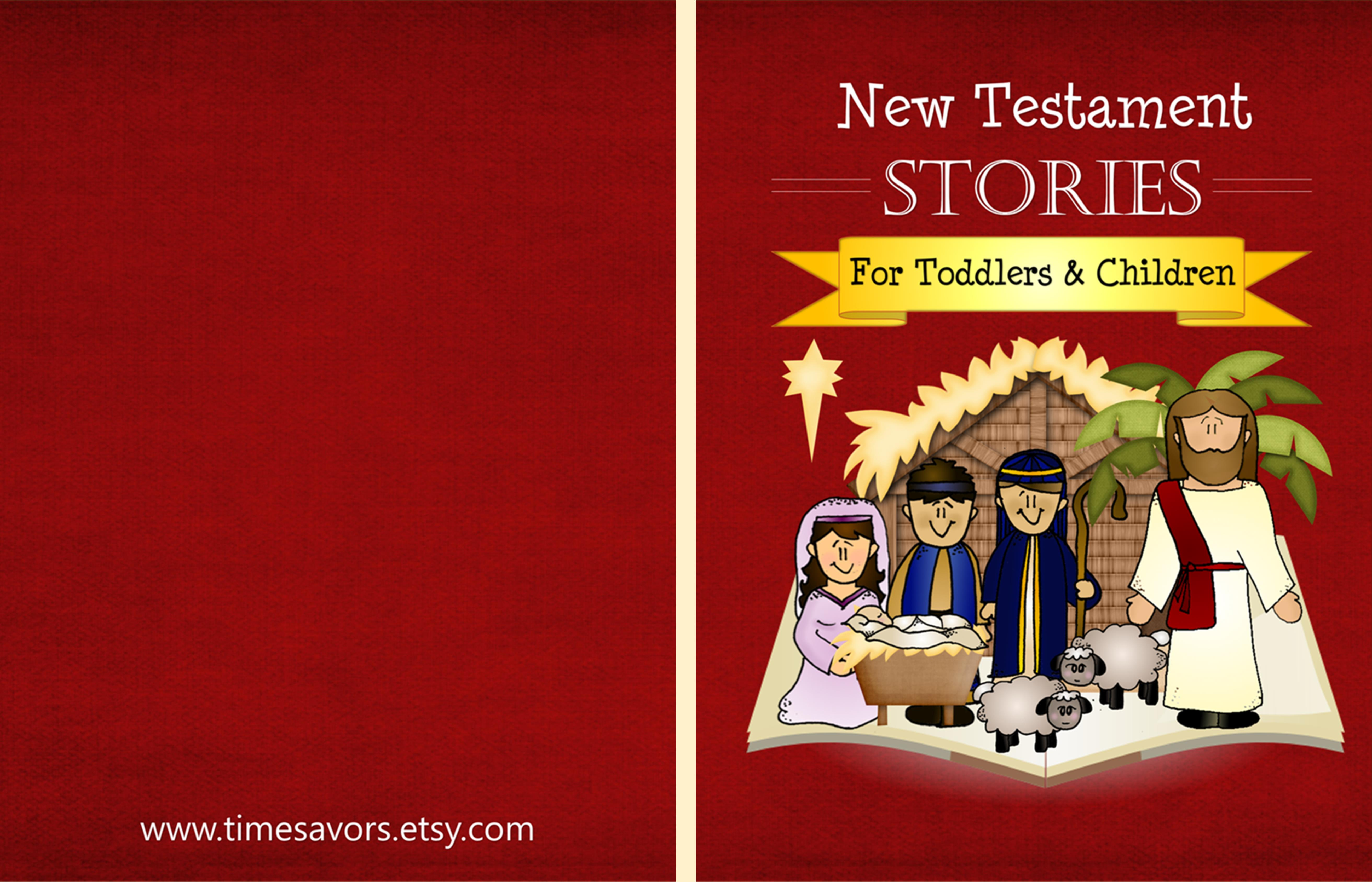 New Testament Stories cover image