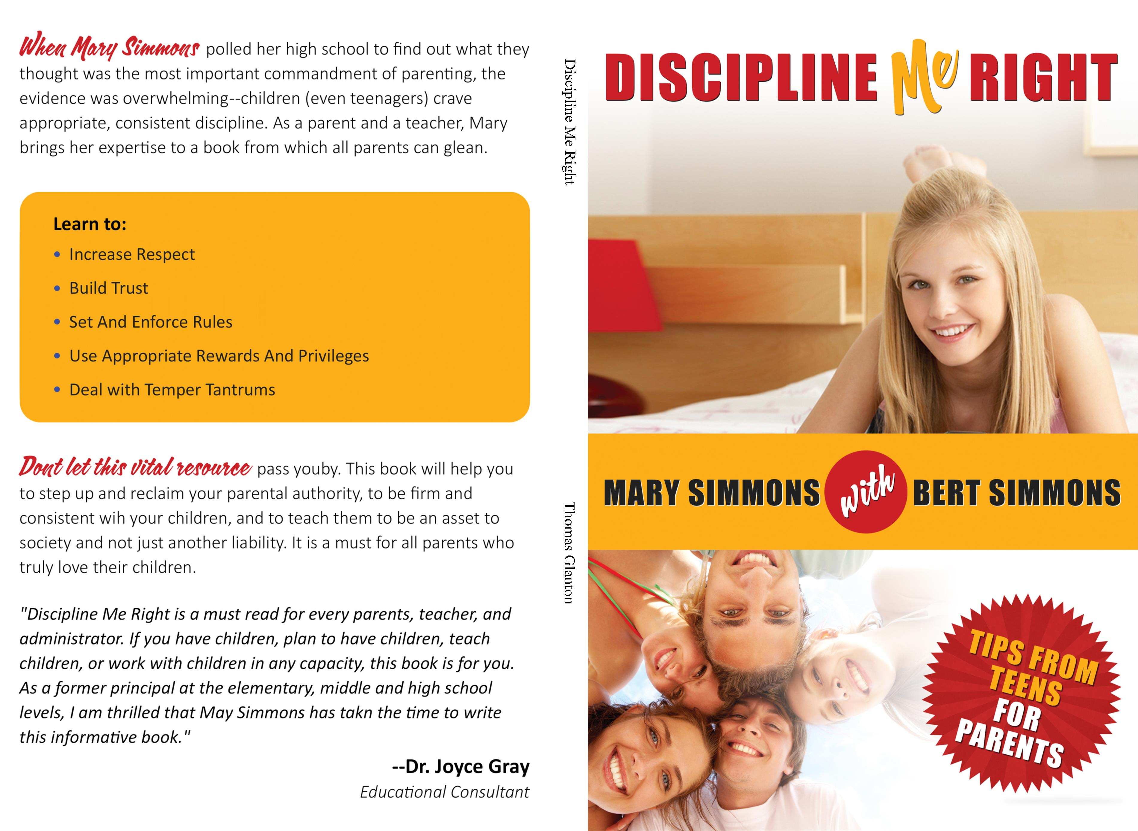 Discipline Me Right cover image