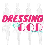 Dressing for GOD cover image