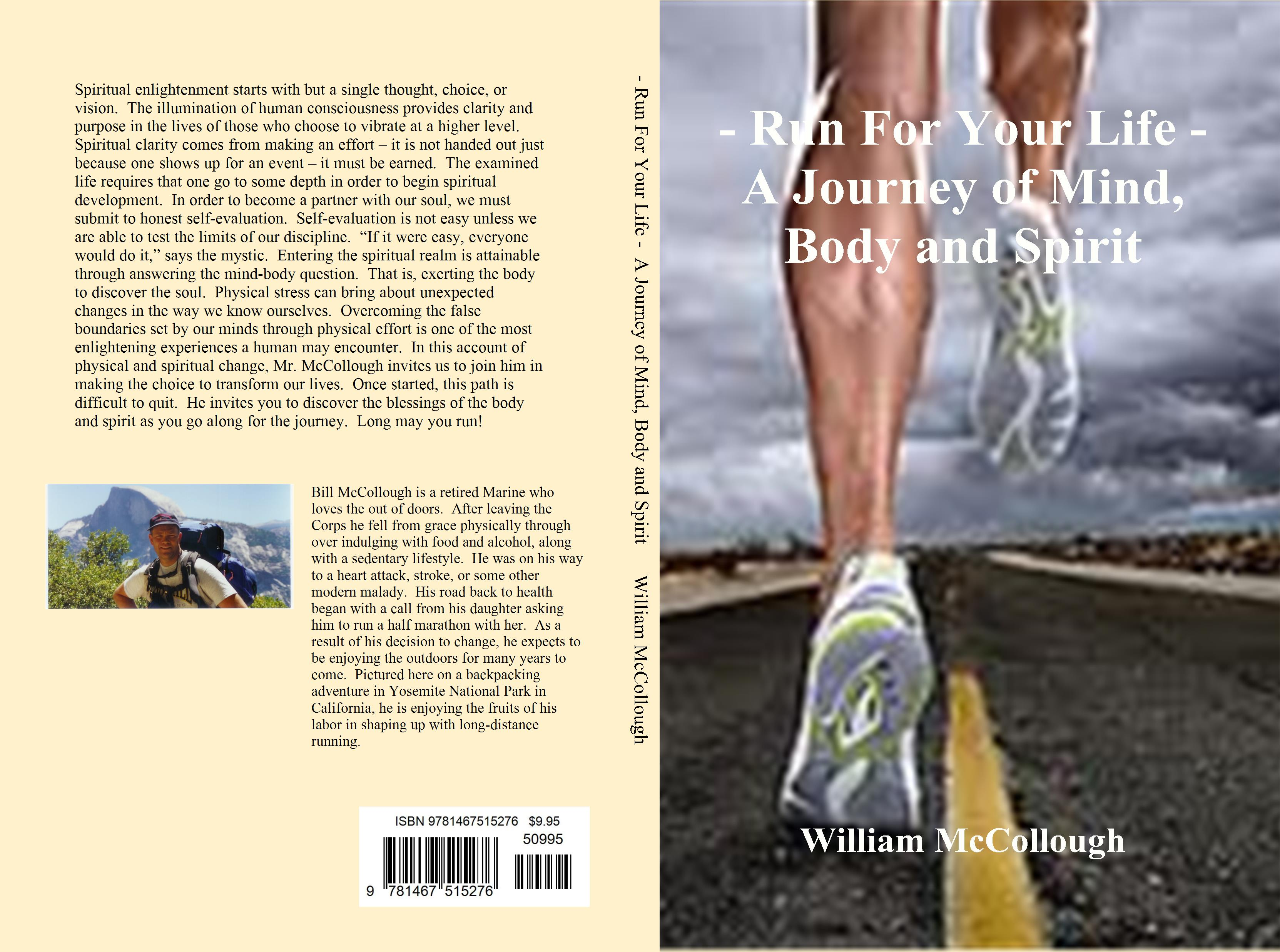 - Run For Your Life - A Journey of Mind, Body and Spirit cover image
