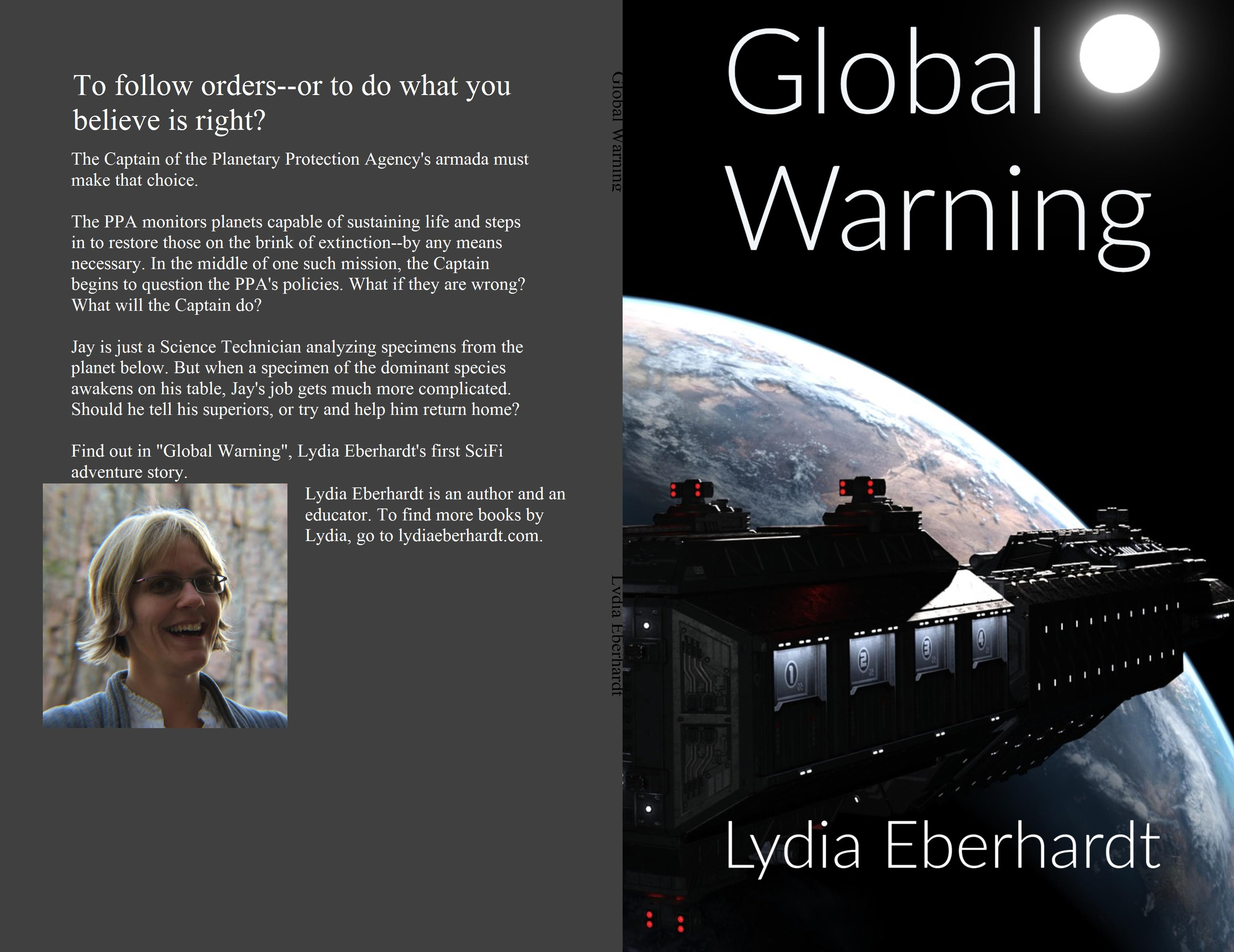 Global Warning cover image