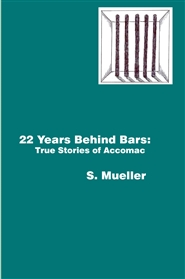 22 Years Behind Bars cover image