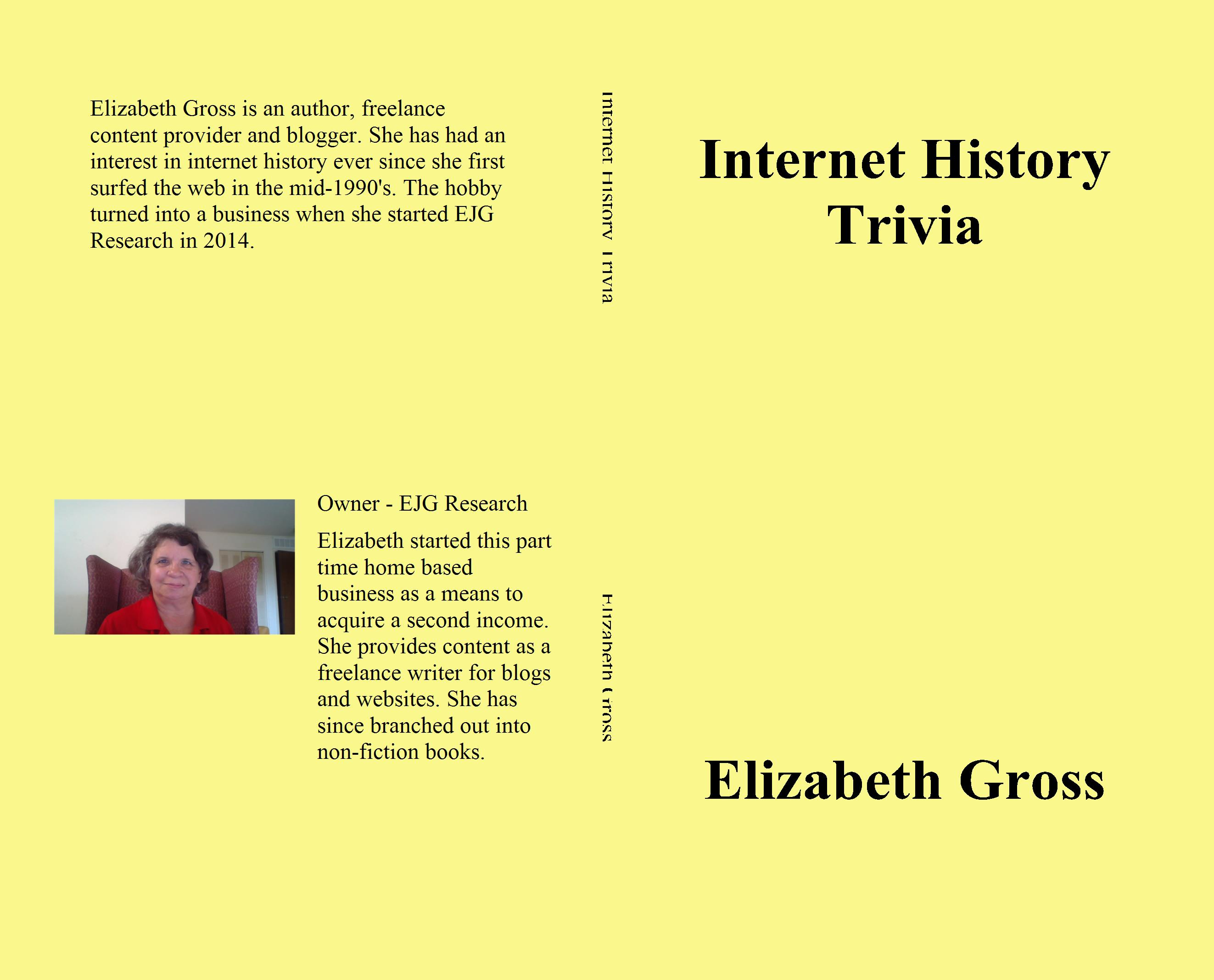 Internet History Trivia cover image
