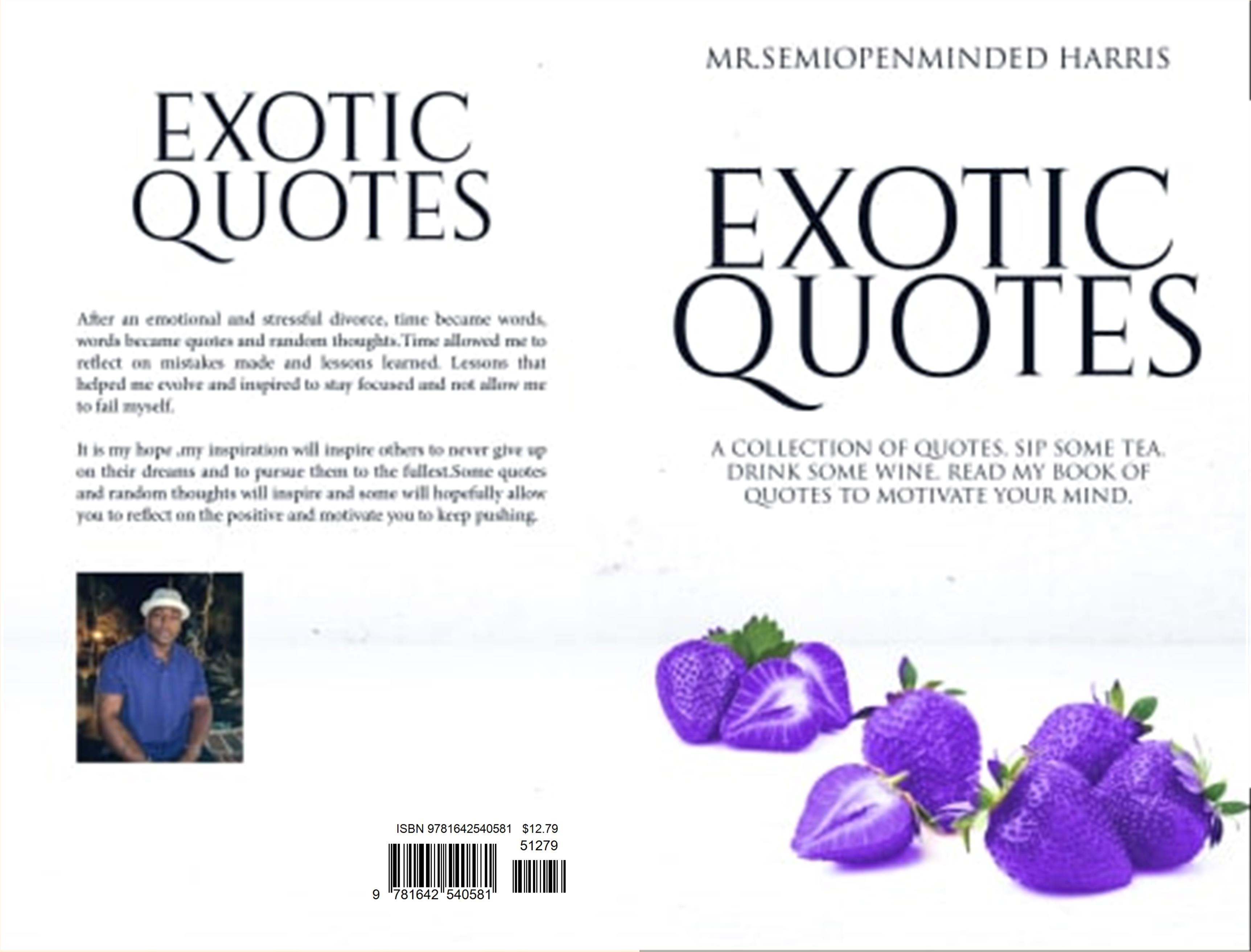 Exotic Quotes cover image