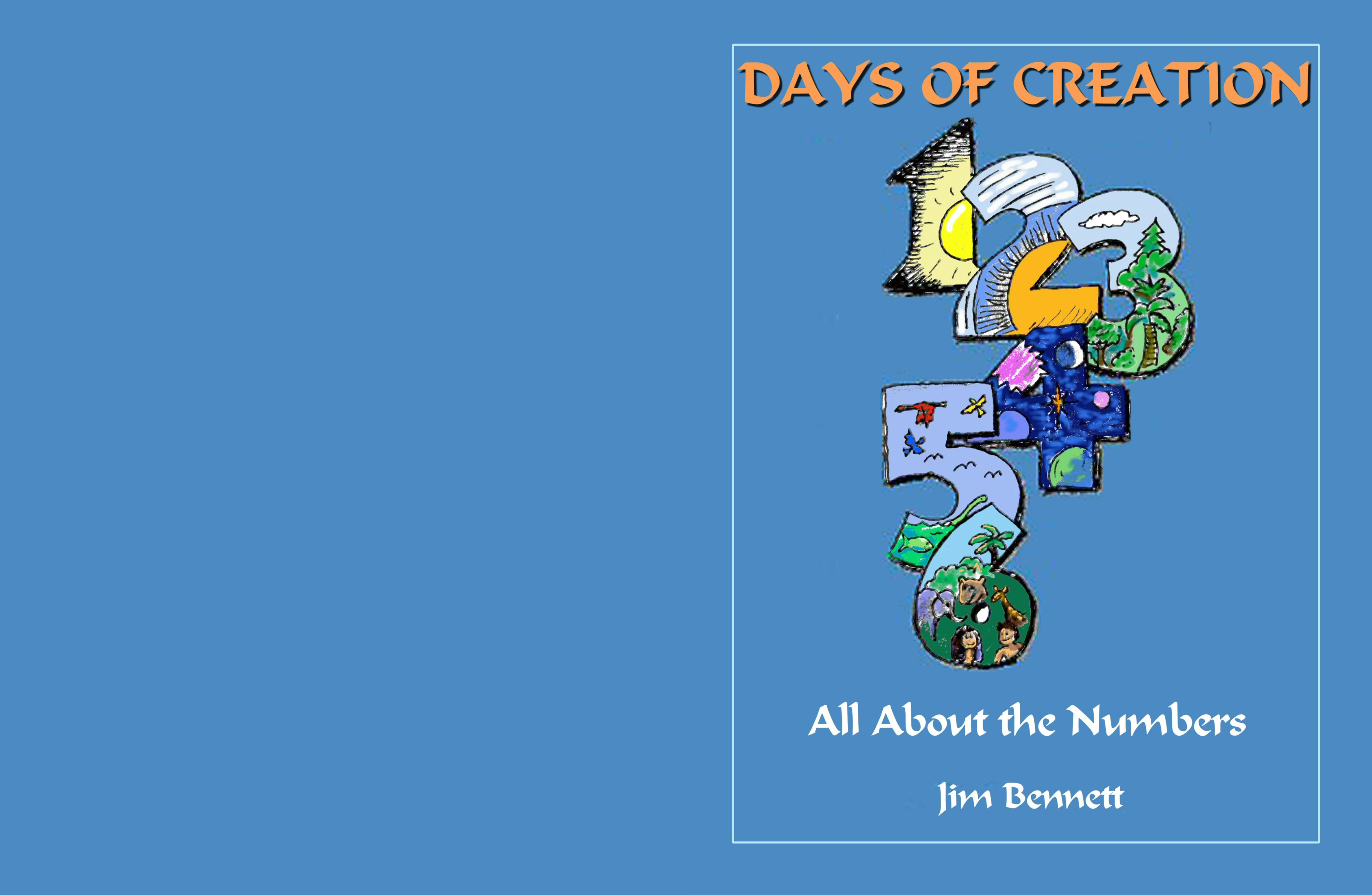 Days of Creation cover image