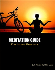 Meditation Guide For Home Practice cover image