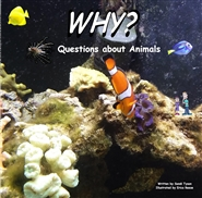 WHY? Questions about Animals cover image