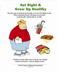 Eat Right & Grow Up Healthy cover image