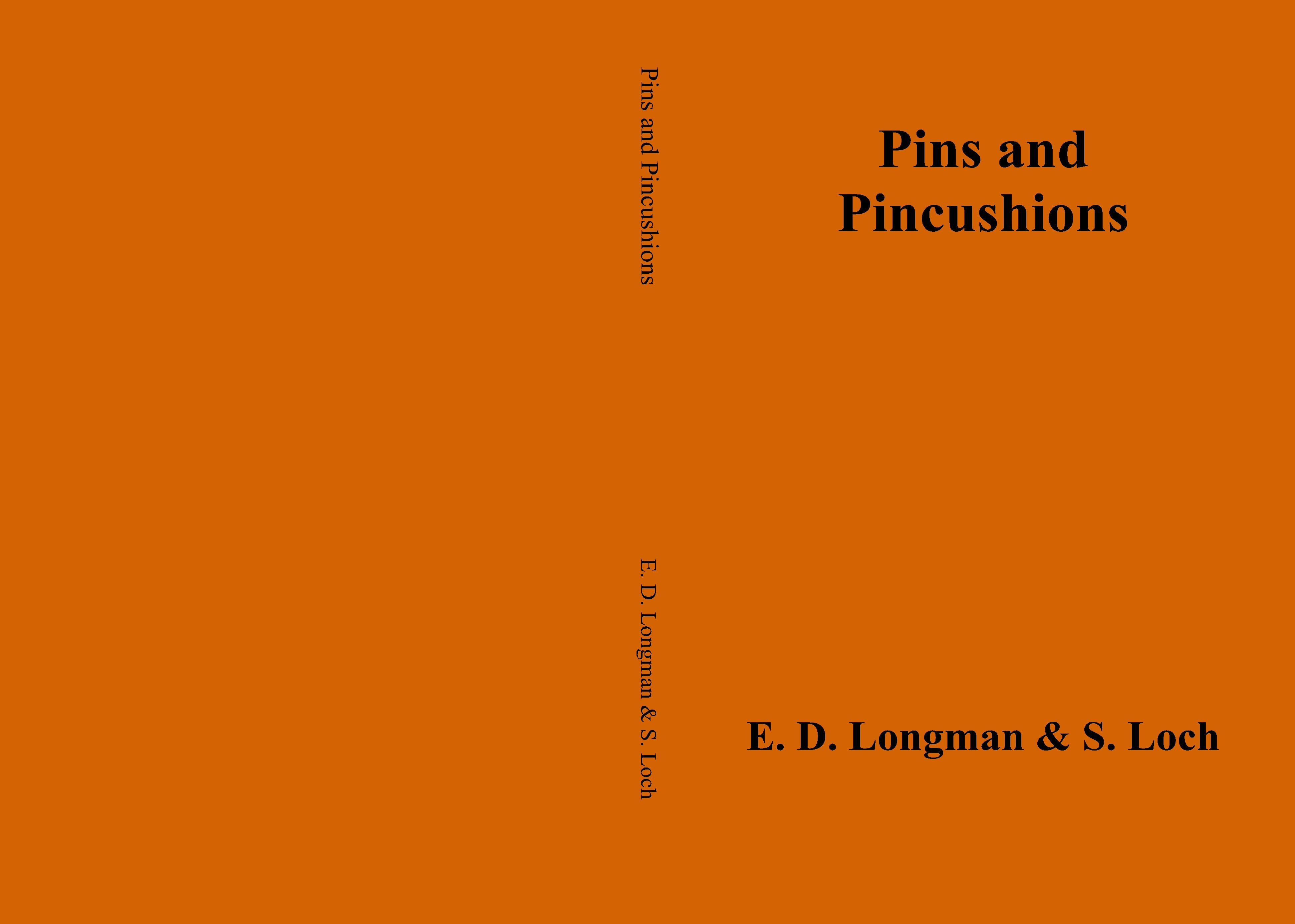 Pins and Pincushions cover image
