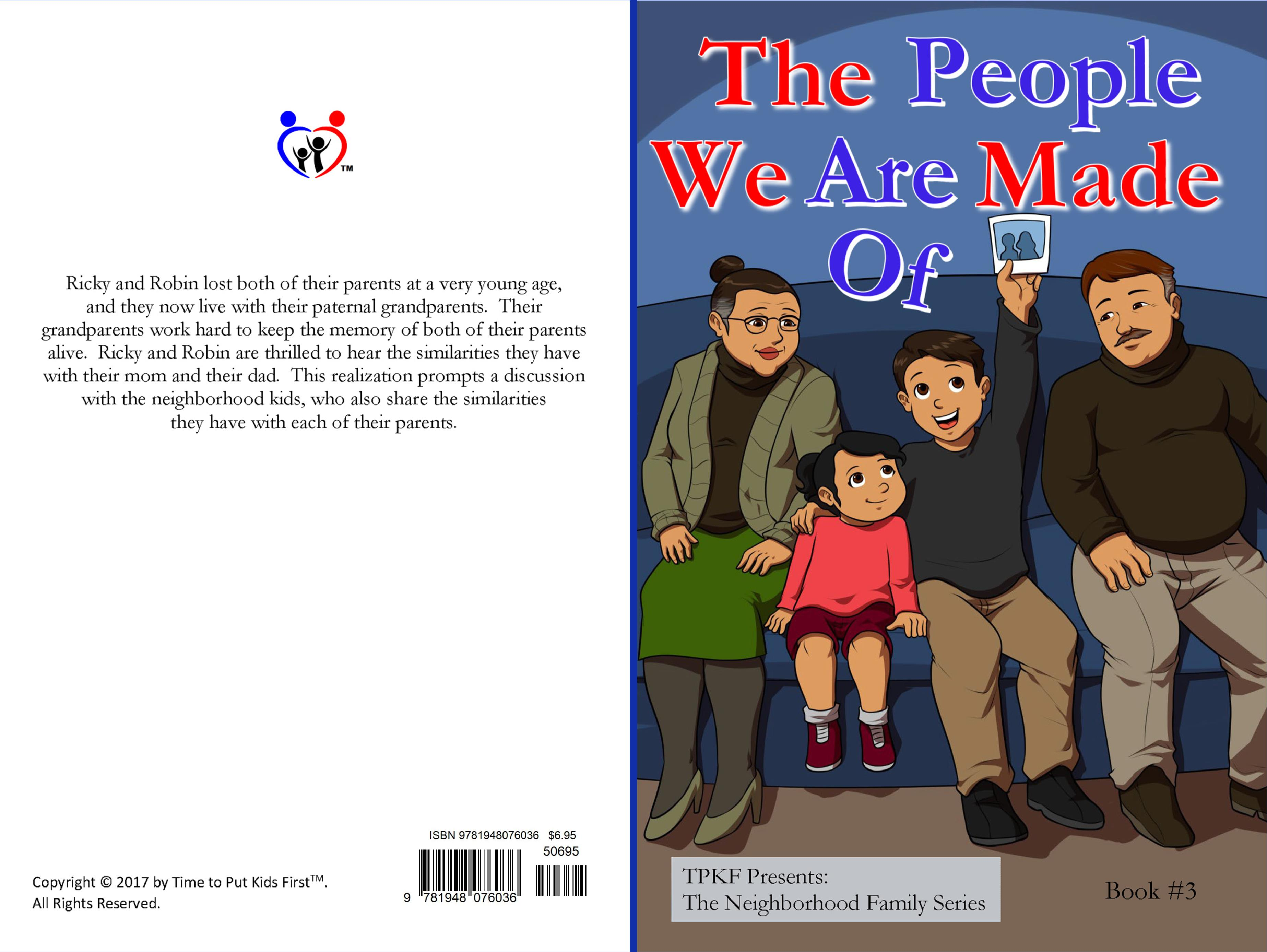 The People We Are Made Of cover image