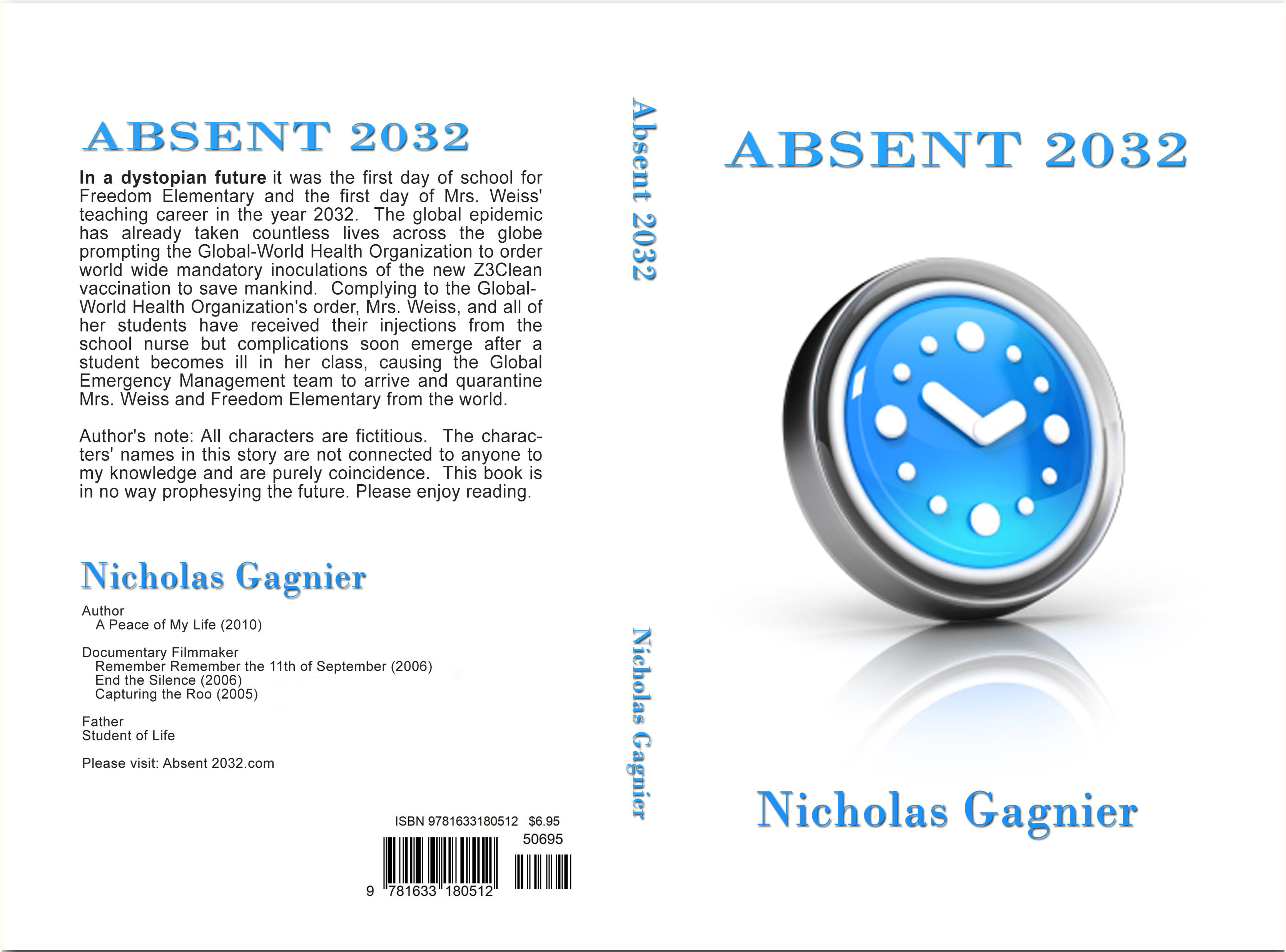 Absent 2032 cover image