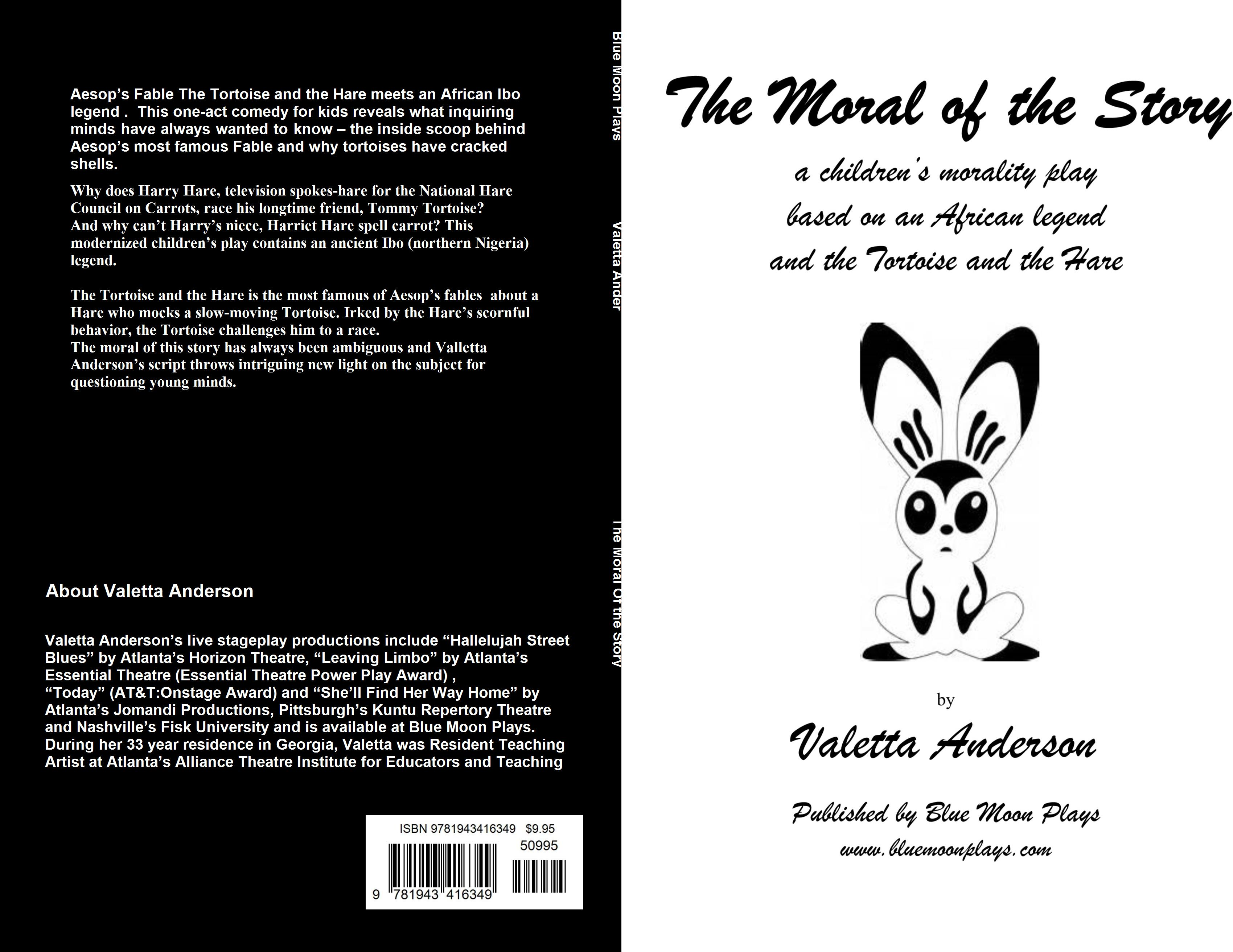 A List Of Fables And Their Morals the moral of the storyjean klein : $9.95 : 9781943416349