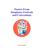 Posters From Imaginary Festivals and Conventions cover image