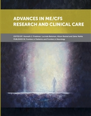 Advances in ME/CFS Research and Clinical Care cover image