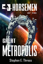 4 Horsemen of the Great Metroplis cover image